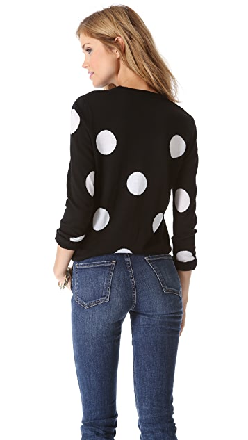 Equipment Shane Dot Sweater