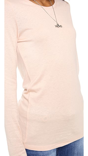 Equipment Nadia Long Sleeve Shirt