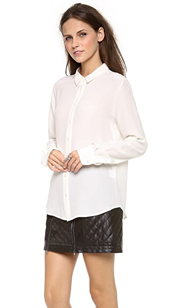 Equipment Audrey Blouse