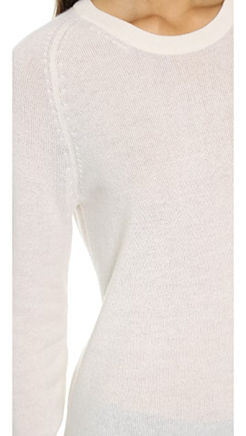 Equipment Sloane Cashmere Crew Sweater