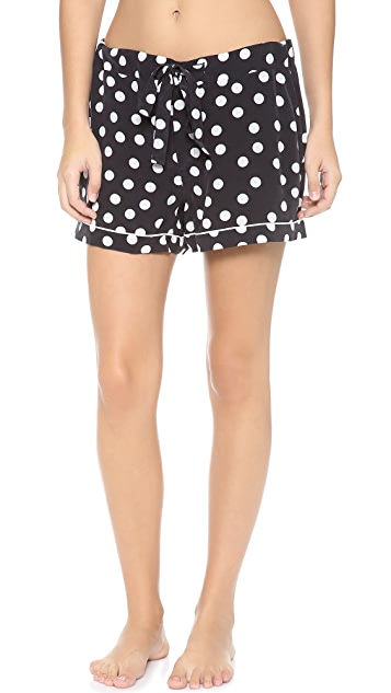 Equipment Lillian Polka Dot Pajama Set