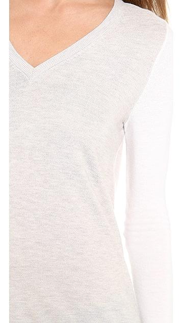 Equipment Chelsea V Neck Sweater