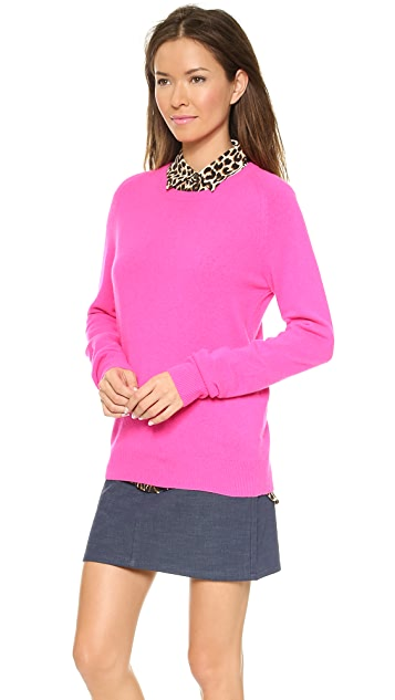 Equipment Sloan Crew Neck Sweater