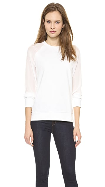 Equipment Gemma Crew Neck Sweatshirt