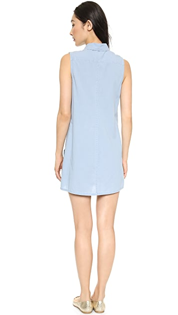 Equipment Sleeveless Lucida Dress