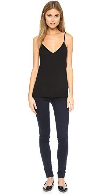 Equipment Cashmere Layla Tank