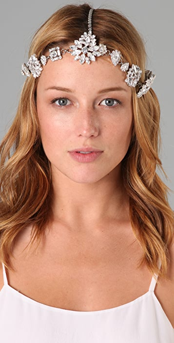 Erickson Beamon Ice Age Headpiece