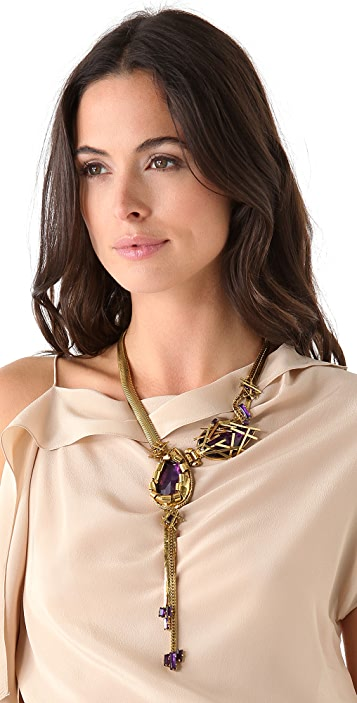 Erickson Beamon Family Jewels Necklace