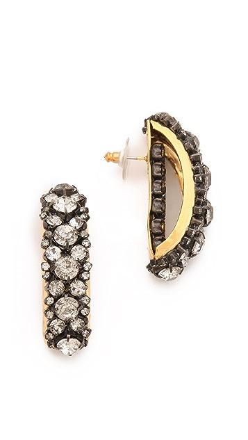 Erickson Beamon Bette Earrings