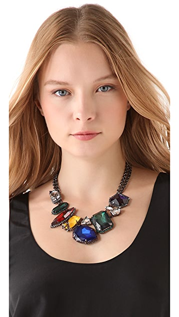 Erickson Beamon Multi Envy Necklace
