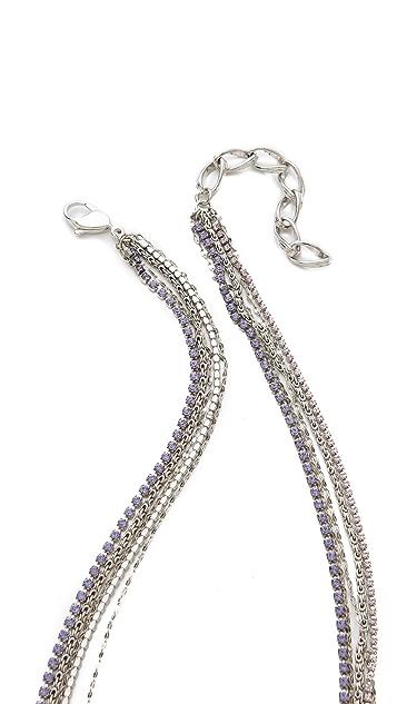 Erickson Beamon Modern Moghul Necklace