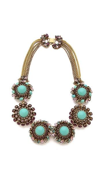 Erickson Beamon Girls on Film Necklace