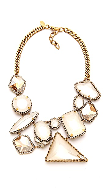Erickson Beamon Whiter Shade of Pale Necklace