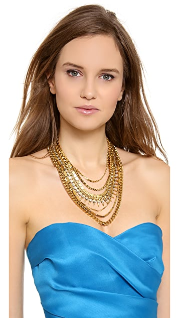 Erickson Beamon Velocity Collar Necklace