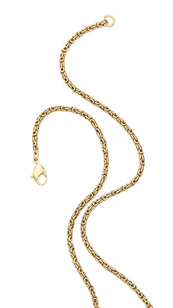 Erickson Beamon Velocity Pendant Necklace