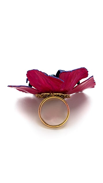 Erickson Beamon Urban Jungle Ring