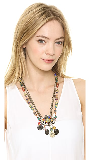 Erickson Beamon Fashion Tribe Necklace