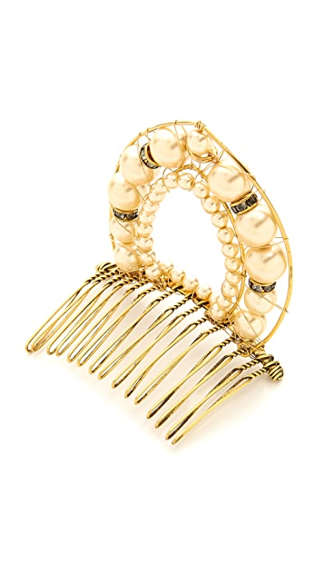 Erickson Beamon Stratosphere Cat Ear Combs