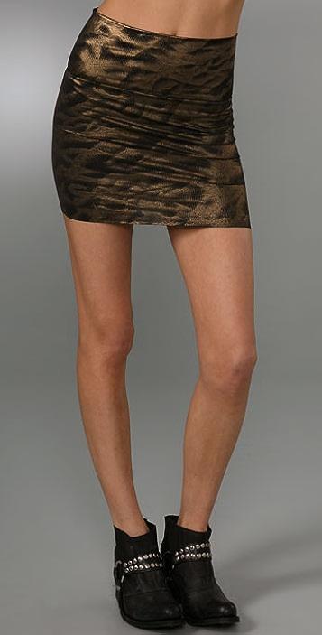 Erin Wasson X RVCA Biding My Time Skirt