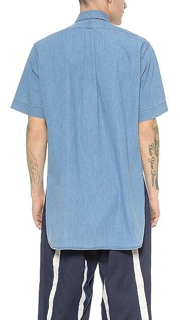 E. Tautz Whitby Overshirt
