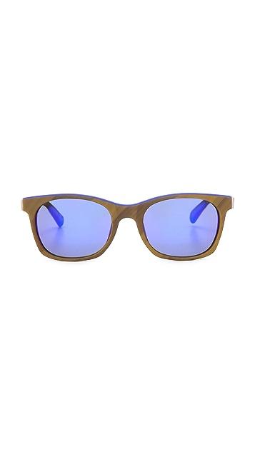 Etnia Barcelona International Klein Blue Sunglasses