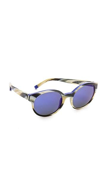 Etnia Barcelona Africa 01 Mirrored Sunglasses