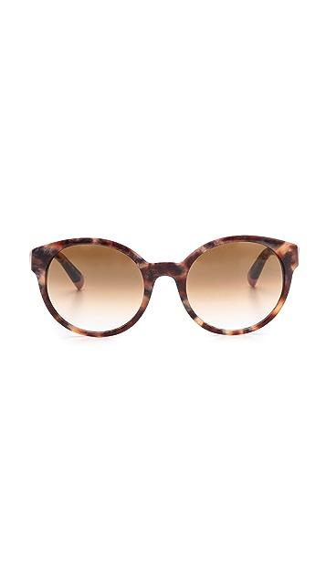 Etnia Barcelona Africa 01 Leopard Sunglasses