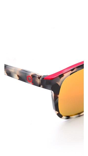 Etnia Barcelona Africa 02 Mirrored Sunglasses