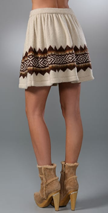 Eternal Sunshine Creations Paca Skirt