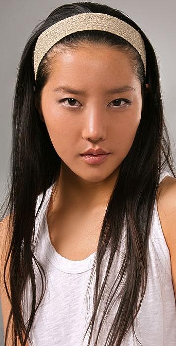 Eugenia Kim Jenna Straw Headband