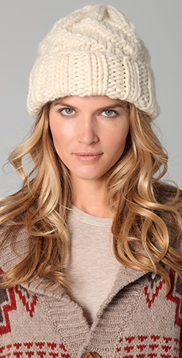 bd8d221c450d6 Eugenia Kim Marley Chunky Cuffed Slouchy Hat