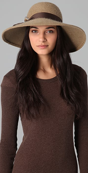 Eugenia Kim Blake Portrait Hat