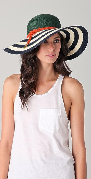Eugenia Kim Bunny Toyo Bolo Hat