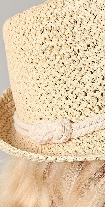 Eugenia Kim Genie Darcy Crochet Fedora