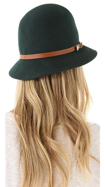 Eugenia Kim Genie Ama Cloche Hat