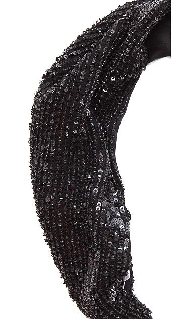 Eugenia Kim Daniella Mini-Sequin Headband