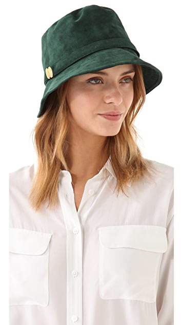 Eugenia Kim Toby Belted Bucket Hat
