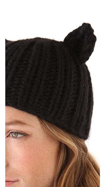 Eugenia Kim Felix Cap with Cat Ears