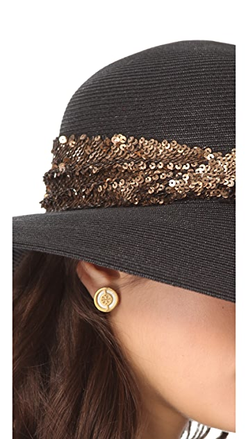 Eugenia Kim Honey Sequined Sunhat