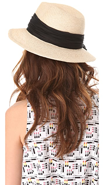 Eugenia Kim Lillian Large Brim Fedora