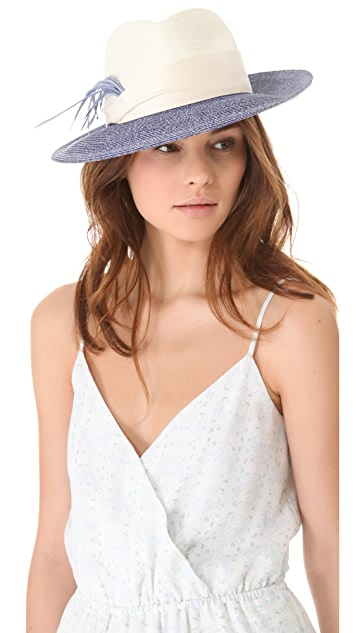 Eugenia Kim Courtney Wide Brimmed Fedora