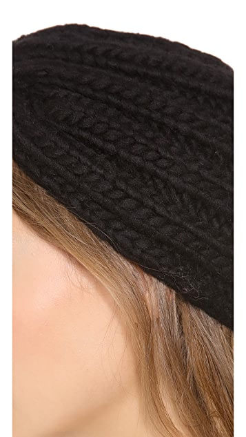 Eugenia Kim Dominique Turban Hat