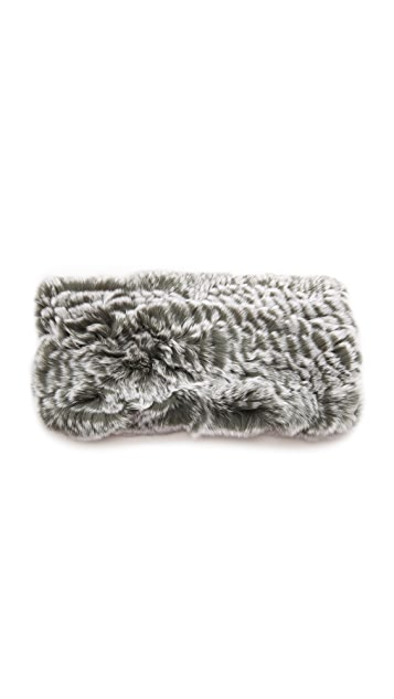 Eugenia Kim Kristi Fur Headband