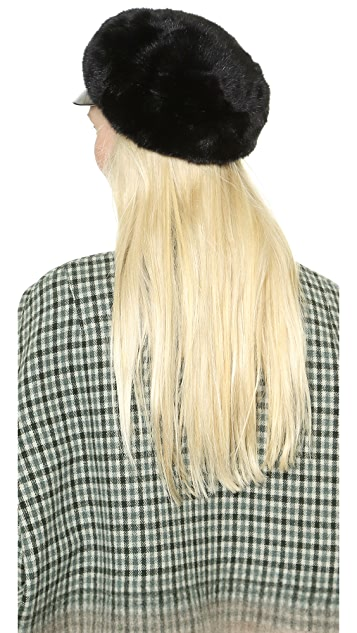 Eugenia Kim Therese Faux Fur Hat