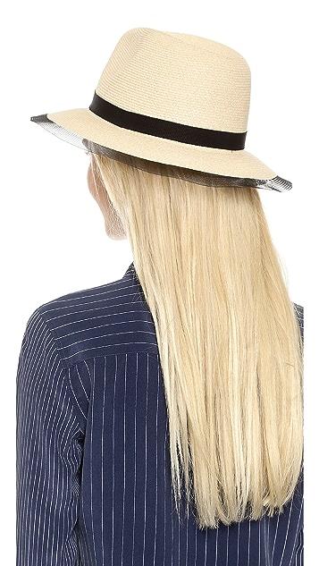 Eugenia Kim Courtney Hat