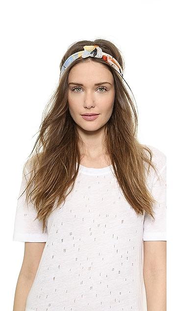 Eugenia Kim Natalia Silk Headband