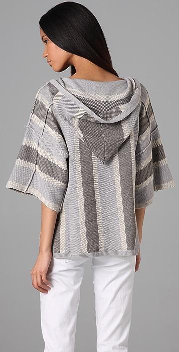 Ever Machu Striped Hoodie
