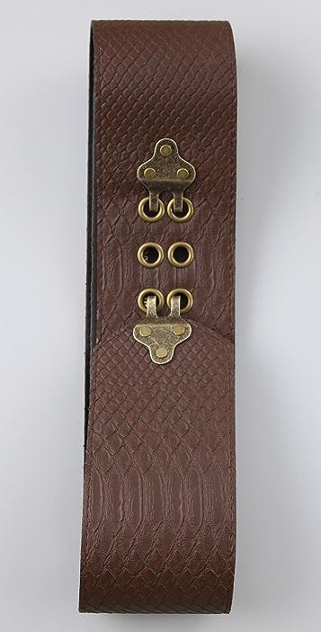 Elegantly Waisted Nico Belt
