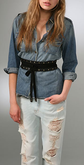 Elegantly Waisted Miley Belt