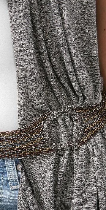 Elegantly Waisted Rashida Belt